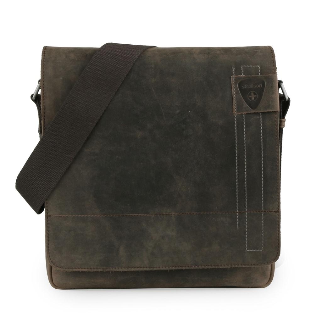 af1982014 Pánská kožená taška přes rameno Richmond 1164 - hnědá