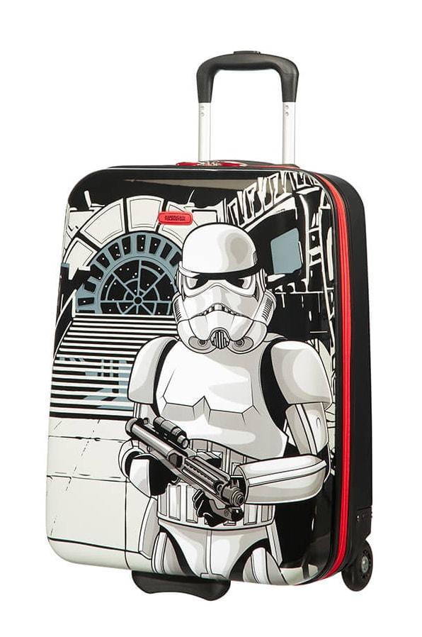 Kabinový cestovní kufr New Wonder Stormtrooper Upright 27C 32 f8cb3dcc7d
