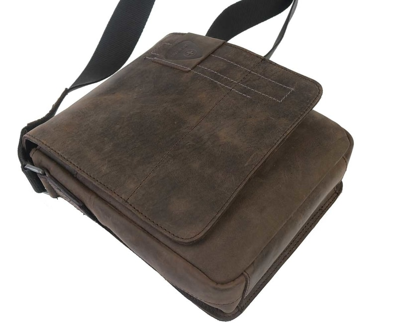 07bf83d604 Pánská kožená taška přes rameno Richmond 4010001165